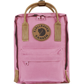 Fjällräven Kånken No. 2 Backpack Mini pink